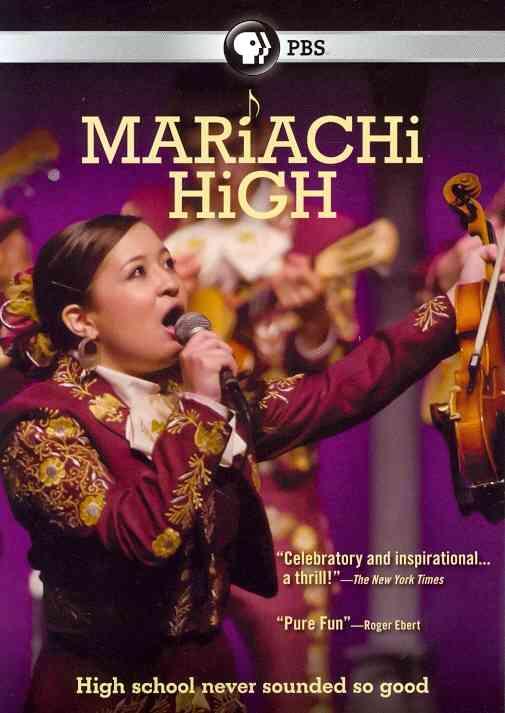 MARIACHI HIGH (DVD)